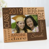 Dream & Believe 4-Inch x 6-Inch Picture Frame