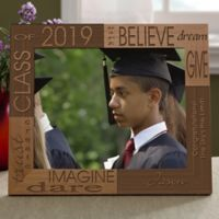 Dream & Believe 5-Inch x 7-Inch Picture Frame