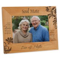 What is a Soul Mate? 5-Inch x 7-Inch Picture Frame