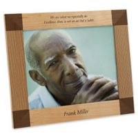 Inspiring Quotes 8-Inch x 10-Inch Picture Frame