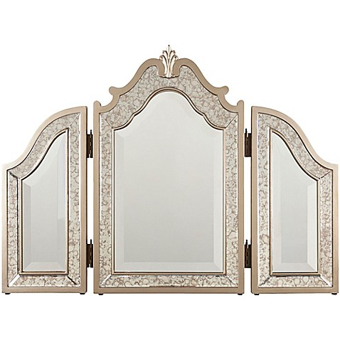 Tri Fold Mirror Bed Bath And Beyond