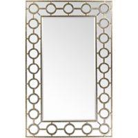 Surya Irina 38-Inch x 60-Inch Wall Mirror in Gold