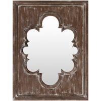 Surya Gifford 40-Inch x 30-Inch Wall Mirror