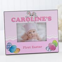 Bunny Love 4-Inch x 6-Inch Easter Picture Frame