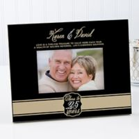 Cheers to Then and Now 4-Inch x 6-Inch Picture Frame