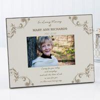 In Loving Memory 4-Inch x 6-Inch Memorial Picture Frame