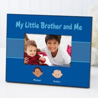 Brother 4-Inch x 6-Inch Character Picture Frame