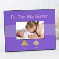 Sister 4-Inch x 6-Inch Character Picture Frame