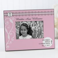 May God Bless Me 4-Inch x 6-Inch Picture Frame