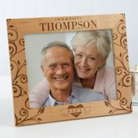 Celebrating Their Love 8-Inch x 10-Inch Picture Frame