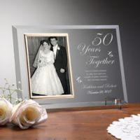 Anniversary Memories Picture Frame