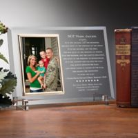 American Hero Reflections Picture Frame