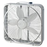 Lasko® 20-Inch Power Plus Box Fan