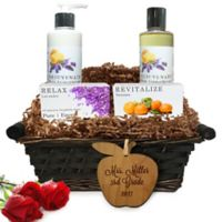 Pure Energy Apothecary Daily Delight Pure Aromatherapy Teacher Gift Basket