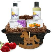 Pure Energy Apothecary Daily Delight Pure Aromatherapy Baby Gift Basket