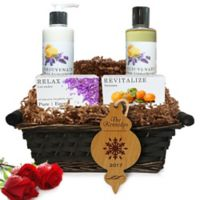 Pure Energy Apothecary Daily Delight Pure Aromatherapy Christmas Gift Basket