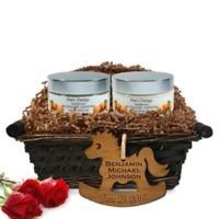 Pure Energy Apothecary Supreme Sensation Satsuma Baby Gift Basket