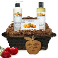 Pure Energy Apothecary Daily Delight Satsuma Teacher Gift Basket