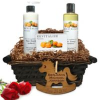 Pure Energy Apothecary Daily Delight Satsuma Baby Gift Basket