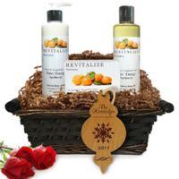 Pure Energy Apothecary Daily Delight Satsuma Christmas Gift Basket