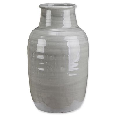 Buy Grey Vases From Bed Bath Beyond