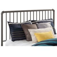 Hillsdale Brandi Queen Headboard with Frame in Stone