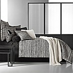 Oscar/Oliver Flen Queen Comforter Set in Black