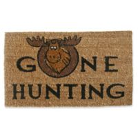 Geo Crafts by Nature Gone Hunting 18-Inch x 30-Inch Multicolor Door Mat