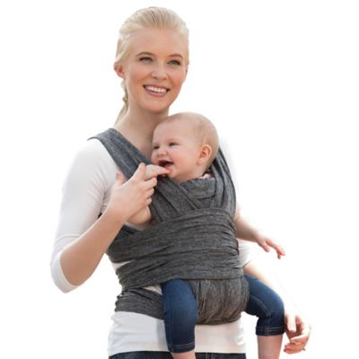Boppy™ ComfyFit™ Baby Carrier in Heather Grey