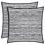 Oscar/Oliver Flen European Pillow Sham in Black