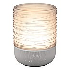 iHome Zenergy™ Meditative Light & Sound Therapy Candle in Grey