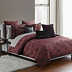 Highline Bedding Co. Gabriella 3-Piece King Comforter Set in Cabernet