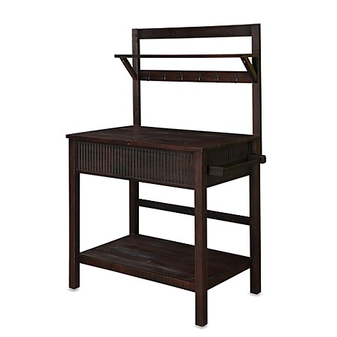 Potting Bench Deluxe Bed Bath Beyond