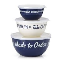 kate spade new york All in Good Taste™ Order's Up 3-Piece Serve and Store Bowl Set