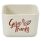 "Precious Moments® ""Give Thanks"" Appetizer and Dip Serving Bowl"