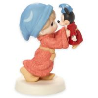 Precious Moments® Disney® Everything with You is Magical Mickey Mouse Figurine