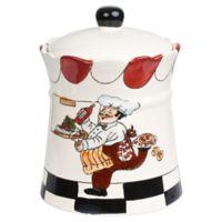 Lorren Home Trends Chef Cookie Jar