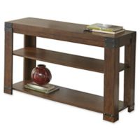Steve Silver Co. Arusha Sofa Table in Brown