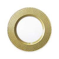 Charge It by Jay! Daphne Glass Charger Plate in Gold