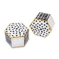 Kate Aspen® 12-Pack Modern Classic Hexagon Favor Boxes