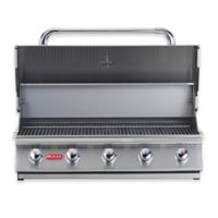 BULL® Renegade 38-Inch Drop-In Natural Gas Grill