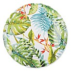 Shady Palms Melamine Serving Platter