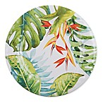 Shady Palms Melamine Dinner Plate