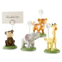 Kate Aspen® Animal Place Card/Photo Holders (Set of 12)
