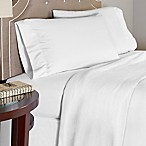 Pointehaven 175 GSM Solid Flannel Twin XL Sheet Set
