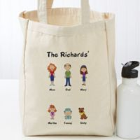 Character Collection Petite Canvas Tote Bag