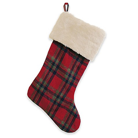 Boston international plaid christmas home d cor collection for International home decor stores