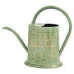 Old Dutch International Grow 48 oz.Watering Can in Green/Gold