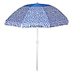 Nautica® 7-Foot Beach Umbrella in Shibori Star
