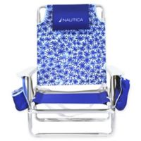 Nautica® 5-Position Beach Chair in Shibori Star